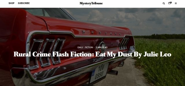 Eat My Dust flash fiction